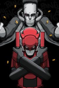 720x1280 Daredevil Vs Punisher