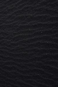 Dark Black Sand Texture 8k