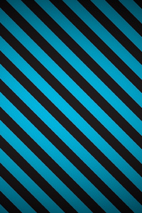 Dark Blue Stripes Abstract