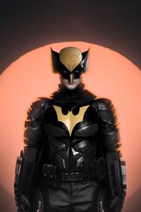 360x640 Dark Clowns Logan Wolverine