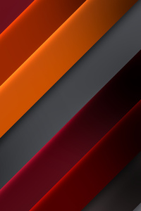 480x854 Dark Color Palette 8k