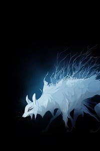 1440x2560 Dark Creature
