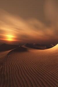 1080x1920 Dark Desert