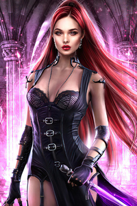 240x320 Dark Fantasy Paranormal Romance 4k