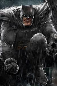 Dark Knight 5k Artwork