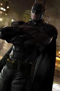 Dark Knight Artwork