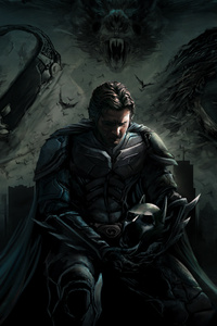 Dark Knight Artwork New