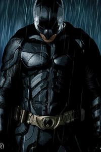 Dark Knight Down 4k