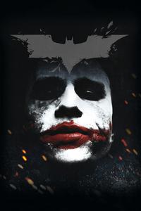 Dark Knight Joker Darkness 4k