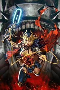 Dark Knights Death Metal Wonder Woman