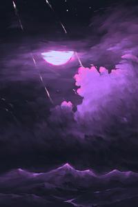 1440x2960 Dark Moonlight