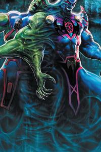Dark Nights Death Metal Justice League Poster 4k