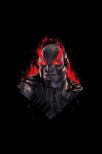 Dark Seid Justice League Minimal 4k