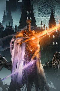 Dark Souls 3 1125x2436 Resolution Wallpapers Iphone Xs Iphone 10 Iphone X
