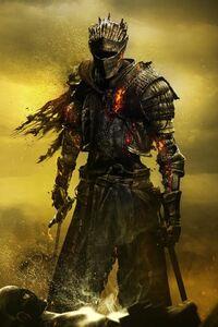 Dark Souls 3 Cinder