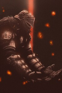 Dark Souls Fan Art