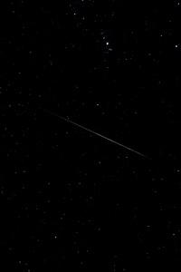 Dark Starry Sky Stars 4k