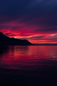 Dark Sunset 5k