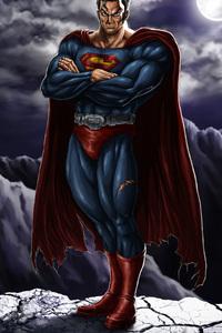 Dark Superman Art