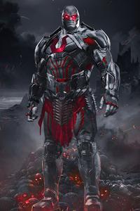 2160x3840 Darkseid Apokolips