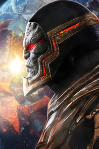 2160x3840 Darkseid Is Coming Zack Snyder Justice League