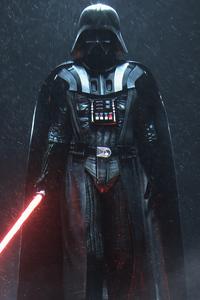 640x960 Darth Vader 2020 4k
