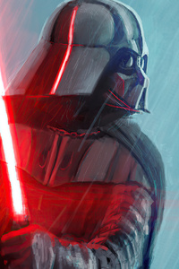 540x960 Darth Vader 2020 Art