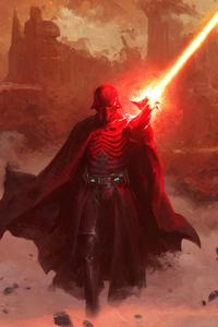 Darth Vader Coming