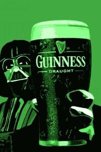 Darth Vader Guinness