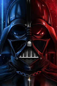 Darth Vader Mask 4k