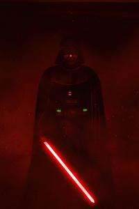 1080x2280 Darth Vader Rogue One Star Wars 4k