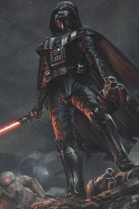 Darth Vader Star Wars 4k