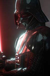 480x800 Darth Vader Star Wars Battlefront II