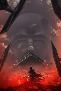 Darth Vader Star Wars Maythefourthbewithyou 4k