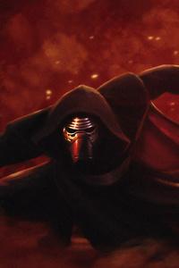 320x480 Darth Vader4k