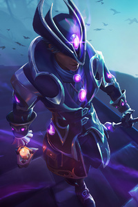 1440x2560 Dauntless Epic Games