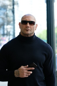 Dave Bautista In Escape Plan 2 Hades Movie 5k