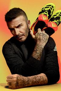 David Beckham Adidas 2018