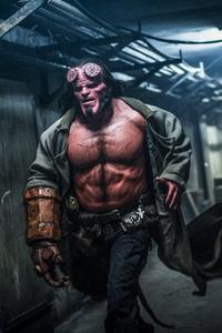 David Harbour As Hellboy 2019