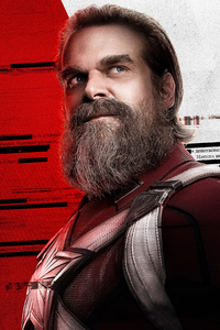 240x320 David Harbour As Red Guardian In Black Widow 2020