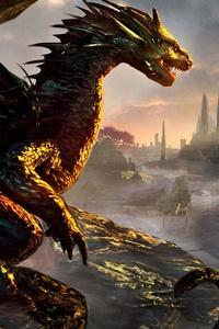 Dawn Of Dragons Artwork 5k