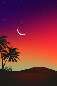 Day In Desert Art