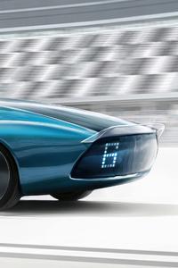 540x960 Daytona Vision Concept Art 4k