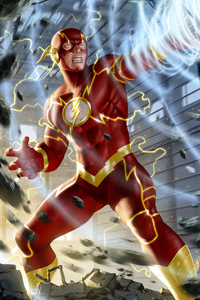 Dc Comic Flash Superhero 4k