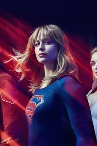 Dc Cw Superhero 2019