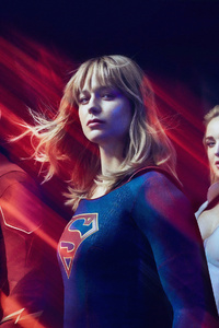 1080x2160 Dc Cw Superhero 2019