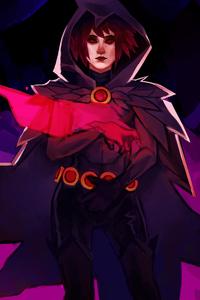 Dc Rebirth Raven