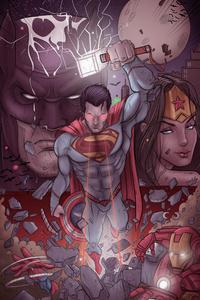 Dc Superheroes 4k