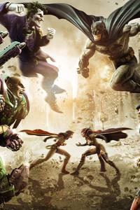 DC Universe Game Art