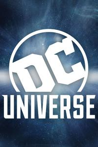 320x480 Dc Universe New Logo